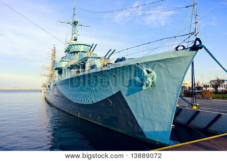 Destroyer Ship - Ii World War