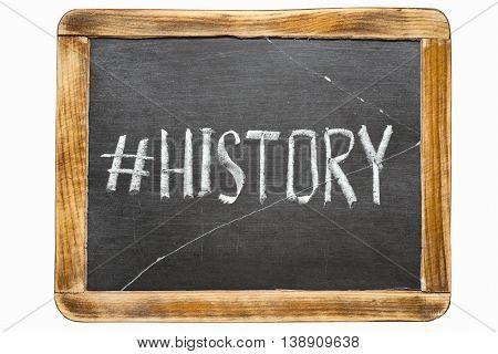 History Hashtag Fr