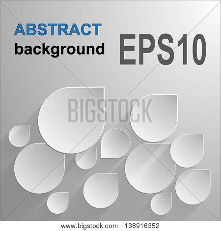 Abstract design in eps10 format. transparencies used in screen and multiply modes.