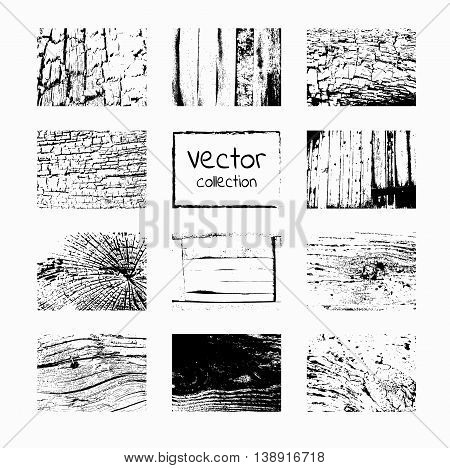 Wood grungy rustic texture for your design.
