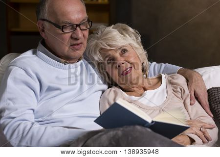 Peaceful Old Days Of An Affectionate Marriage