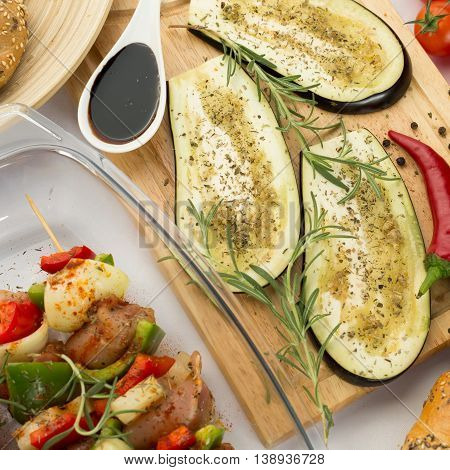 Healthy Snacks For Barbecue