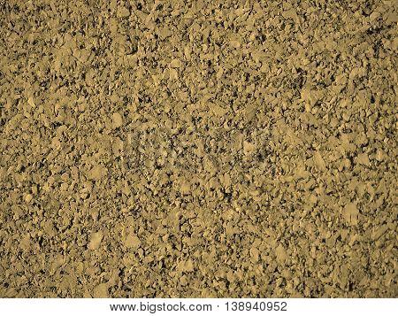 Cork Background Sepia