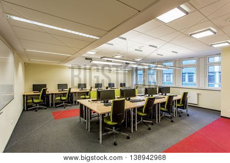 Place To Work In Smaller Groups Of Students