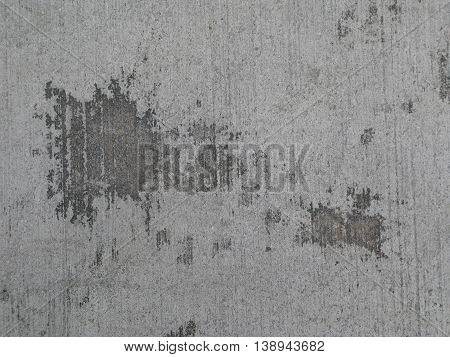water stained spot concrete grunge stencil texture