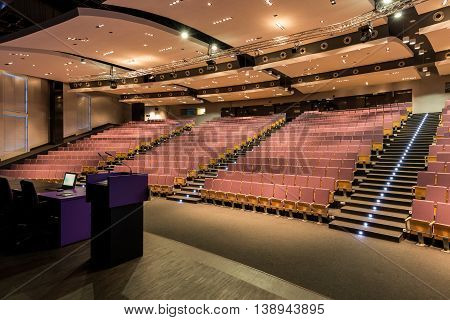Venue For Wide Range Of Lectures And Presentations