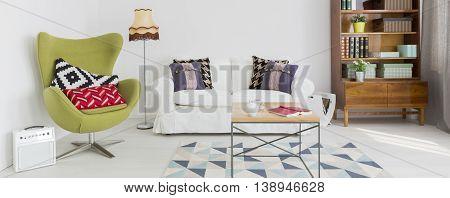 Functional Living Room Idea