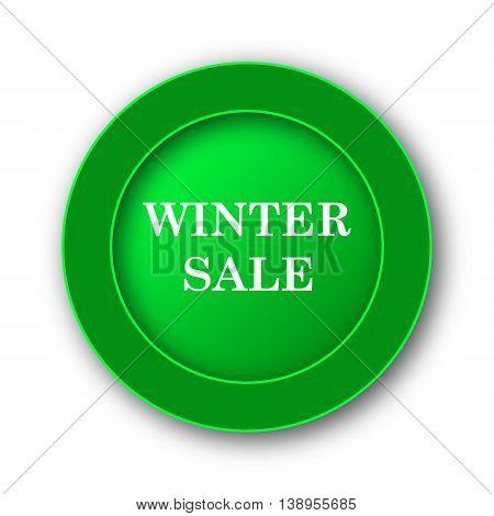 Winter Sale Icon