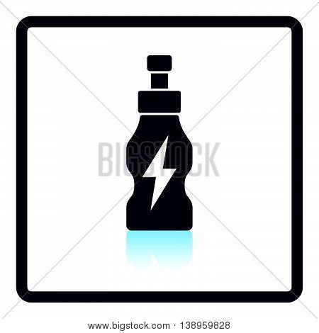 Icon Of Energy Drinks Bottle