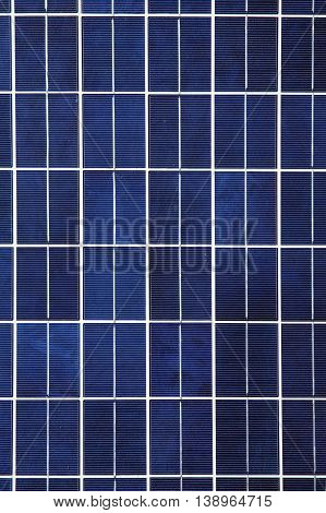 Solar panel alternative power and energy background