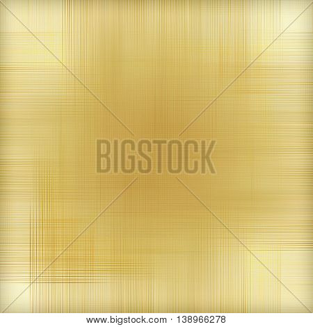 Abstract Gold metal texture