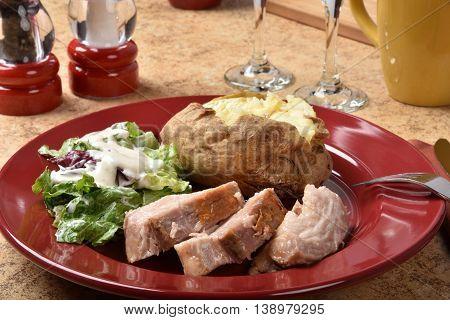 Succulent Pork Belly