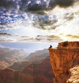 stock photo of grand canyon  - Grand Canyon - JPG