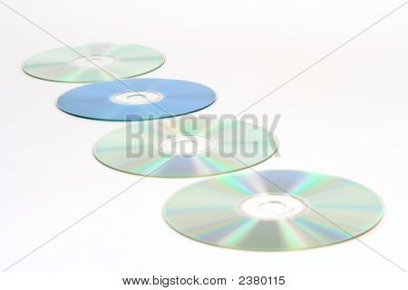 Cds In A Row