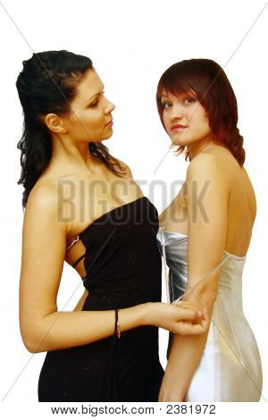 Flirting Girls