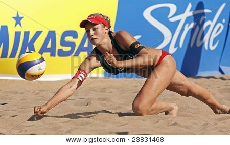 Beach Volleyball Switzerland Ball
