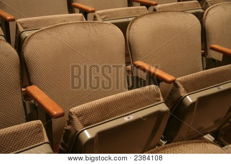 Couples Theater Seats