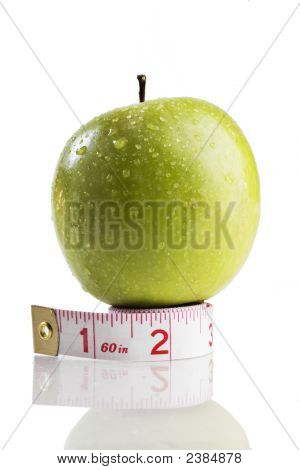 An Apple A Day Helps Keep The Bulge Away