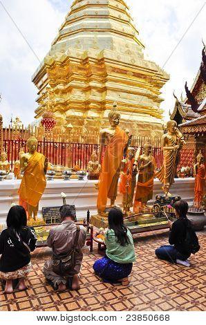 Buddhist Prayers