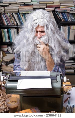 Author senior
