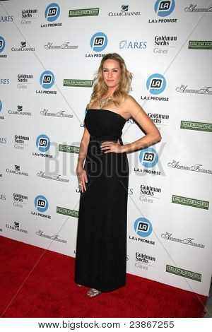 LOS ANGELES - SEPT 27:  Ashlan Gorse arriving at  LA's Promise 2011 Gala at the Grand Ballroom, Hollywood & Highland on September 27, 2011 in Los Angeles, CA