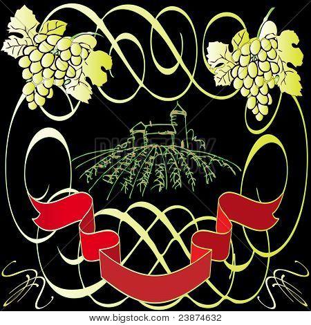 Vine pattern