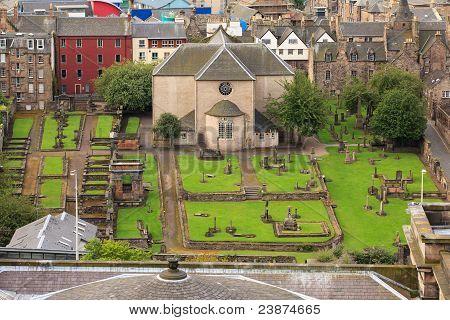 Church Edinburgh