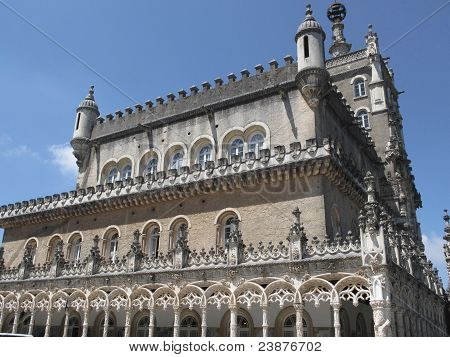 Portugal - late Gothic Bussaco Palace