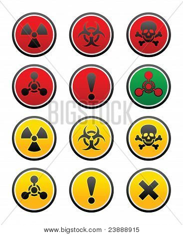 Symbols Of Hazard