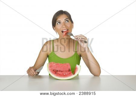 Watermelon Hungry