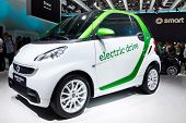 Smart Electric Car