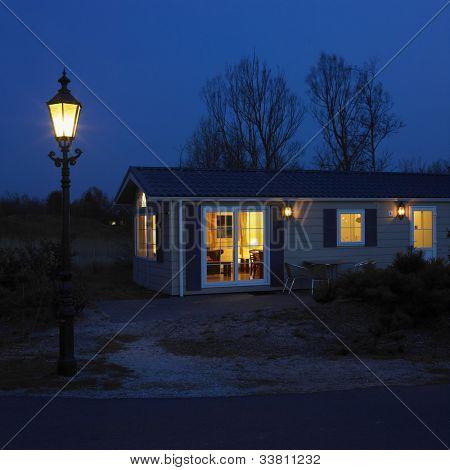 bungalow, De Cocksdorp, Texel Island, Netherlands