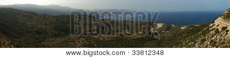 Panoramic View Of Mirabello Bay