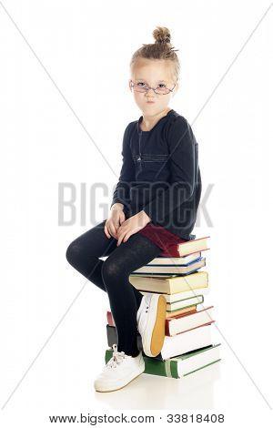 An adorable elementary