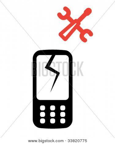 Phone service icon