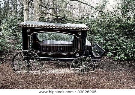 Old Hearse ..