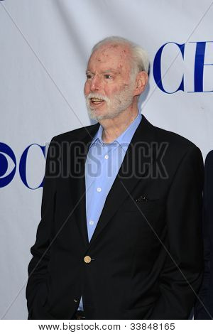 NORTH HOLLYWOOD - JUN 5: Leonard Goldberg at a screening and panel discussion of CBS's 'Blue Bloods' at Leonard H. Goldenson Theater on June 5, 2012 in North Hollywood, California