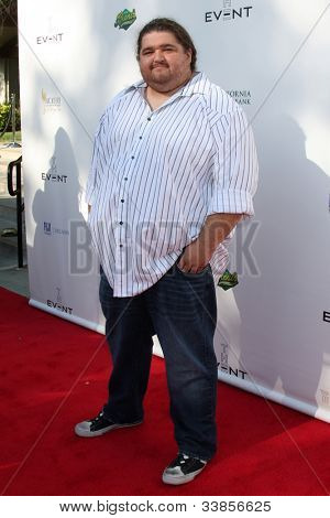 LOS ANGELES - JUN 9:  Jorge Garcia arriving at