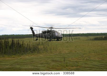 Balckhawk Helicopter