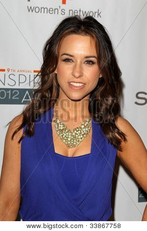 LOS ANGELES - JUN 8:  Lacey Chabert arriving at StepUp Women's Network Inspiration Awards at Beverly Hilton Hotel on June 8, 2012 in Beverly Hills, CA