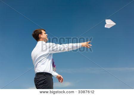 Mantener en vuelo