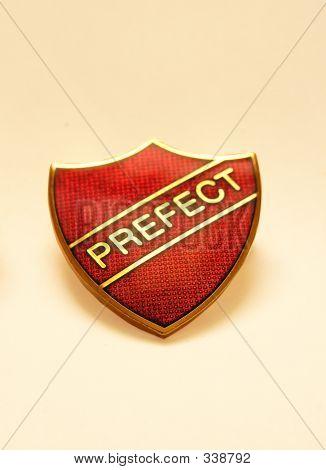 Prefect Badge