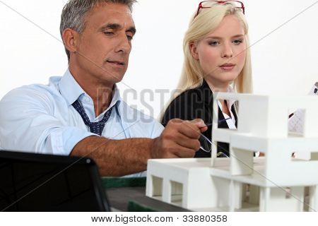 Real-estate agency