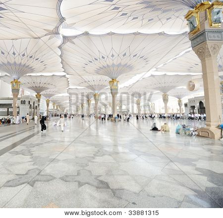 Islamic Holy Place Medina Munawwara