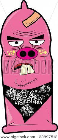 Piggor The Condoms