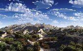 Computer Desktop Wallpaper Stylish Hd Landscape Photo 2019 Sea Blue Sky White Clouds poster