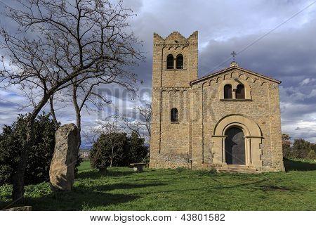 Ermita Sant Francesc Roda Vic