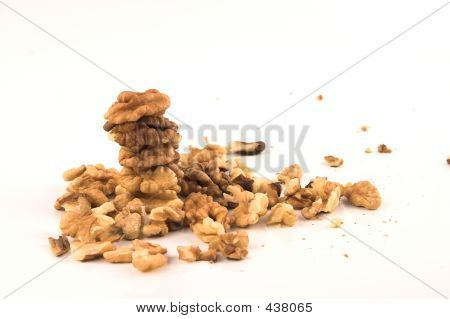Nut Column Landscape