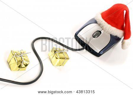 Photo of Christmas on-line