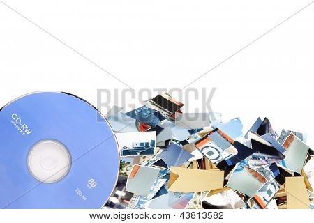 Photo of Add photos in CD